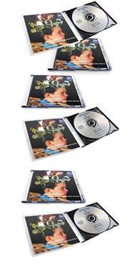 CD'ler veya Kasetler ( 6 Adet)