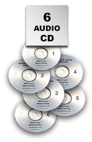 CD veya Kaset ( 6 Adet)